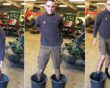 He Tried Lifting His Own Weight For £20 7