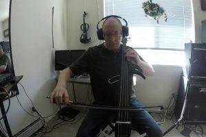 Beautiful Reverse Cello Loop 10