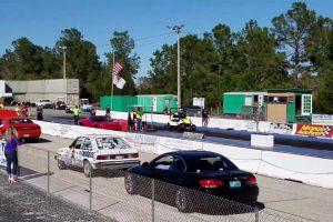 Souped-Up Golf Cart Destroys Corvette In Drag Race 12