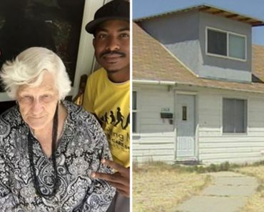 After Seeing Their 93-Year-Old Neighbor Struggling, Two Men Step Up In A Big Way 3