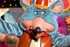 The Video Game Genius Behind Chuck E. Cheese's 11