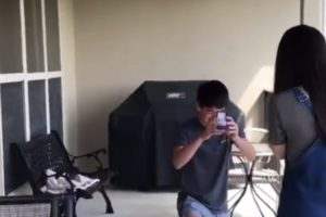 This Teenager's 'Fake Proposal' Prank Is Worth It For Her Dad's Brilliant Reaction Alone 12