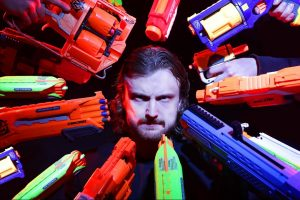This Nerf John Wick Video Gets On Your Nerves, In A Good Way 12