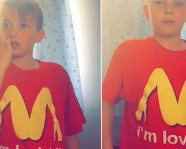Schoolboy Accidentally Wears Rude Shirt He Thought Was For Mcdonald's 7