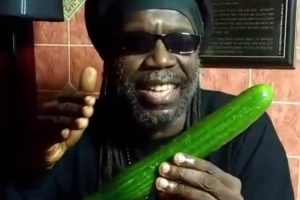 This Cucumber Rap Song Will Make Your Day 10