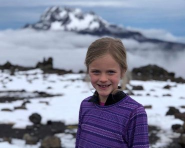 7-Year-Old Becomes Youngest Girl to Climb Mount Kilimanjaro 2