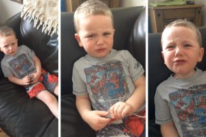 Five-Year-Old Boy Throws Massive Tantrum Demanding His Mum Takes Him To The PUB 10