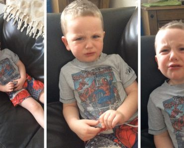 Five-Year-Old Boy Throws Massive Tantrum Demanding His Mum Takes Him To The PUB 1