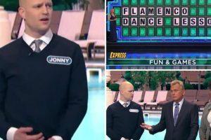 """$7,100 """"Wheel Of Fortune"""" Prize Evaporate When Contestant Mispronounces """"Flamenco"""" 12"""