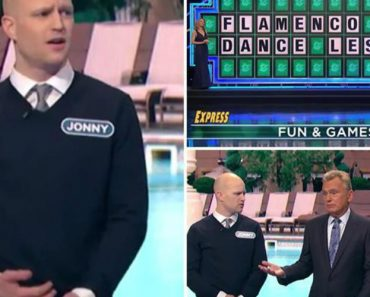 "$7,100 ""Wheel Of Fortune"" Prize Evaporate When Contestant Mispronounces ""Flamenco"" 2"