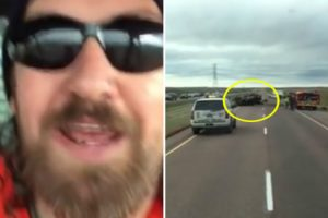 This Trucker Gives An Epic Anti-Texting Rant 10