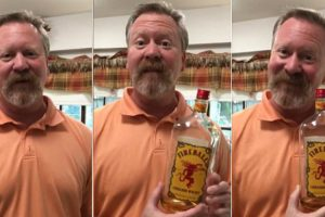Dad Finds Fireball Whiskey Bottle In His 16-Year-Old Daughter's Room… Sends Awesome Video Message 10