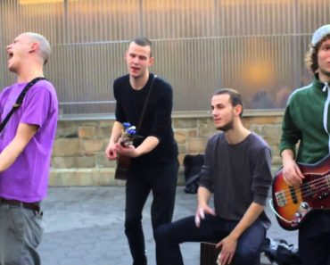 This Danish Busking Band Will Blow Your Mind 2