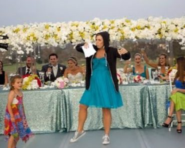 Best Maid Of Honor Speech? Bride's Sister Raps A Toast Eminem Style 1