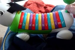Shocked Grandparents Claim Alphabet Toy Shouts The F**K 10