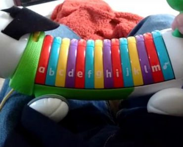 Shocked Grandparents Claim Alphabet Toy Shouts The F**K 8