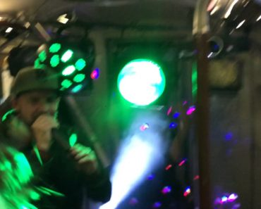 Man Finds Himself In The Middle Of A Full-Blown Rave On His Commute Home 8