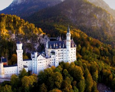 Germany's Real-Life Disney Castle 5