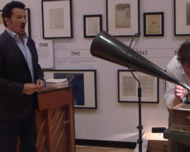 Singers From the Metropolitan Opera Record Their Powerful Voices Onto Rotating Wax Cylinders 7
