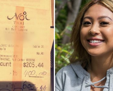 Couple Leaves Hawaii Waitress $400 Tip And A Bigger Surprise 6