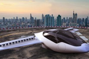 The Lilium Jet – The World's First All-Electric VTOL Jet 9