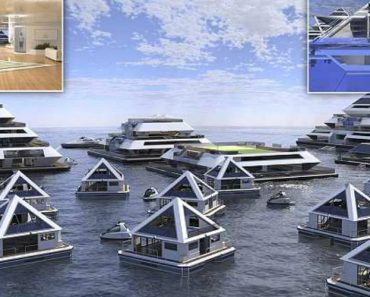 Video: Wayaland: The Incredible Floating Pyramid City Of The Future 7