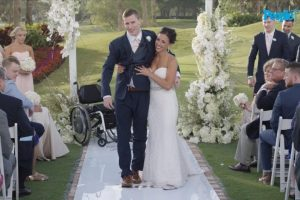 Groom Miraculously Walks Down Aisle After Being Paralyzed 11