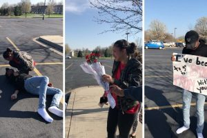 Risky Boyfriend Fakes Death To Ask Girlfriend To Prom 10