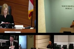 Florida Judge Cruelly Attacks Sick Woman, The Unthinkable Happens 3 Days Later 11
