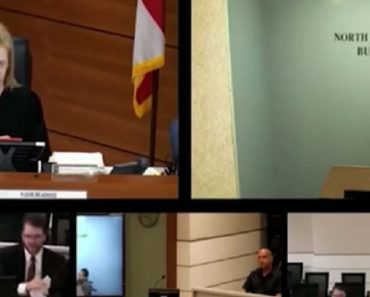 Florida Judge Cruelly Attacks Sick Woman, The Unthinkable Happens 3 Days Later 9