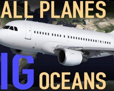 Small Planes Over Big Oceans (ETOPS Explained) 5