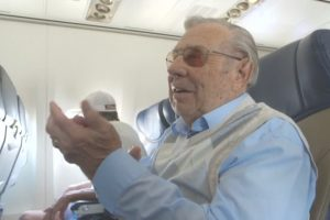 Airline Makes Dream Come True For World War II Pilot 10