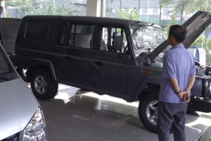 Rare Look Inside A North Korean Car Dealership – Staged Or Real? 10