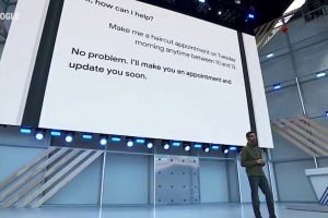 Here's Google's AI Assistant Making A Phone Call And Acting Like A Human 12