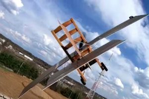 Flight Enthusiast Turns An IKEA Chair Into A Remote Control Plane 11
