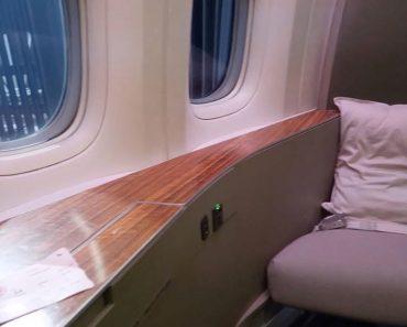 Man Flies First Class Across The World For £50 8