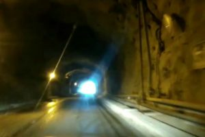 Strange Phenomena under hydroelectric plant tunnels – Colombia 11