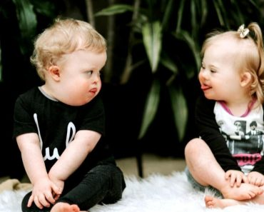 2-Year-Olds with Down Syndrome Are Adorable Best Friends 9