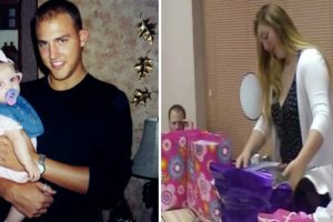 15-Year-Old Pennsylvania Girl Who Lost Military Dad Gets Surprise Birthday Party 10