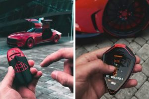 These Futuristic Supercar Keys Are Probably More Expensive Than The Car You Are Currently Driving 12