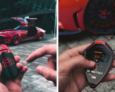 These Futuristic Supercar Keys Are Probably More Expensive Than The Car You Are Currently Driving 9