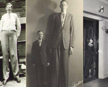 Rare Footage From 1936 Show The World Tallest Man In The World Who Ever Lived 6