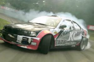 High Speed Chase Drones Capture The Most Spectacular Footage Of Drift Cars 10