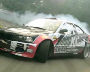 High Speed Chase Drones Capture The Most Spectacular Footage Of Drift Cars 3