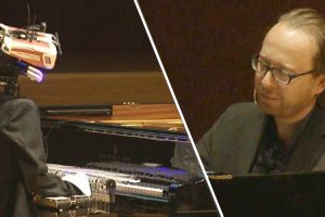 Robot and Human Pianists Face Off in Musical Duel 11