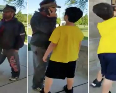 Man Confronts Boy Who Allegedly Was Damaging Cars In A Car Park 4