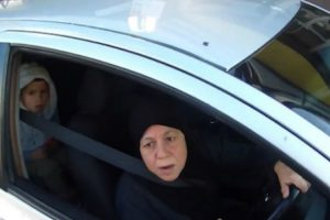 Cyclist Explodes In Rage At Woman Using Phone While Driving 10