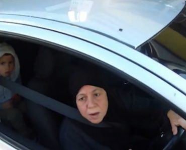 Cyclist Explodes In Rage At Woman Using Phone While Driving 2
