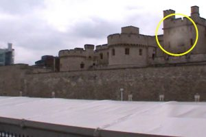 """Ghost"" Of Tower Of London Spotted 11"