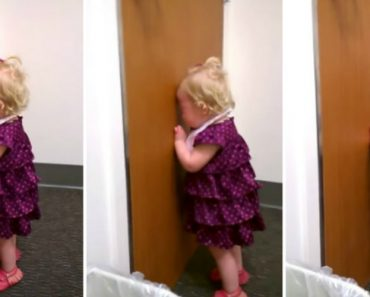 Adorable 2-Year-Old Devastated About Newborn Sister 2